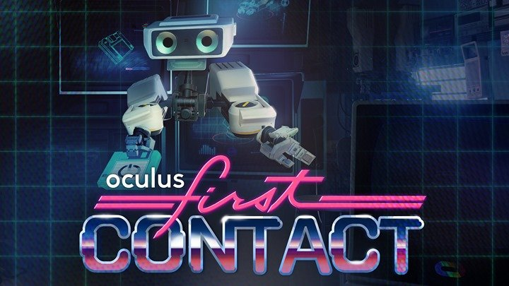 Oculus First Contact